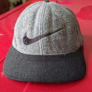 Vintage Nike Wool Strapback hat